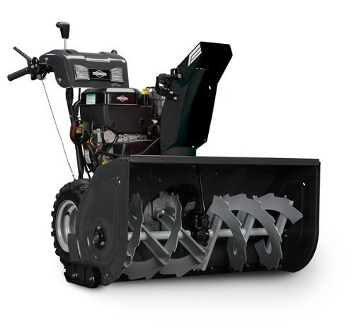 briggs and stratton snow thrower manual