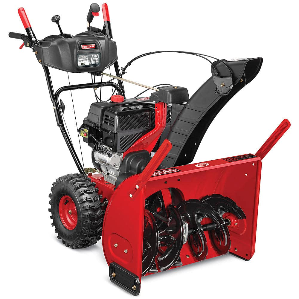 The Best Craftsman Snow Blowers For 2015 - My Review
