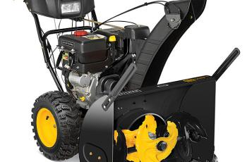 2015 Craftsman Professional 28 357cc Three Stage Snowthrower