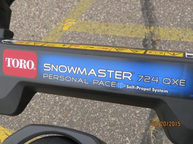 Toro SnowMaster