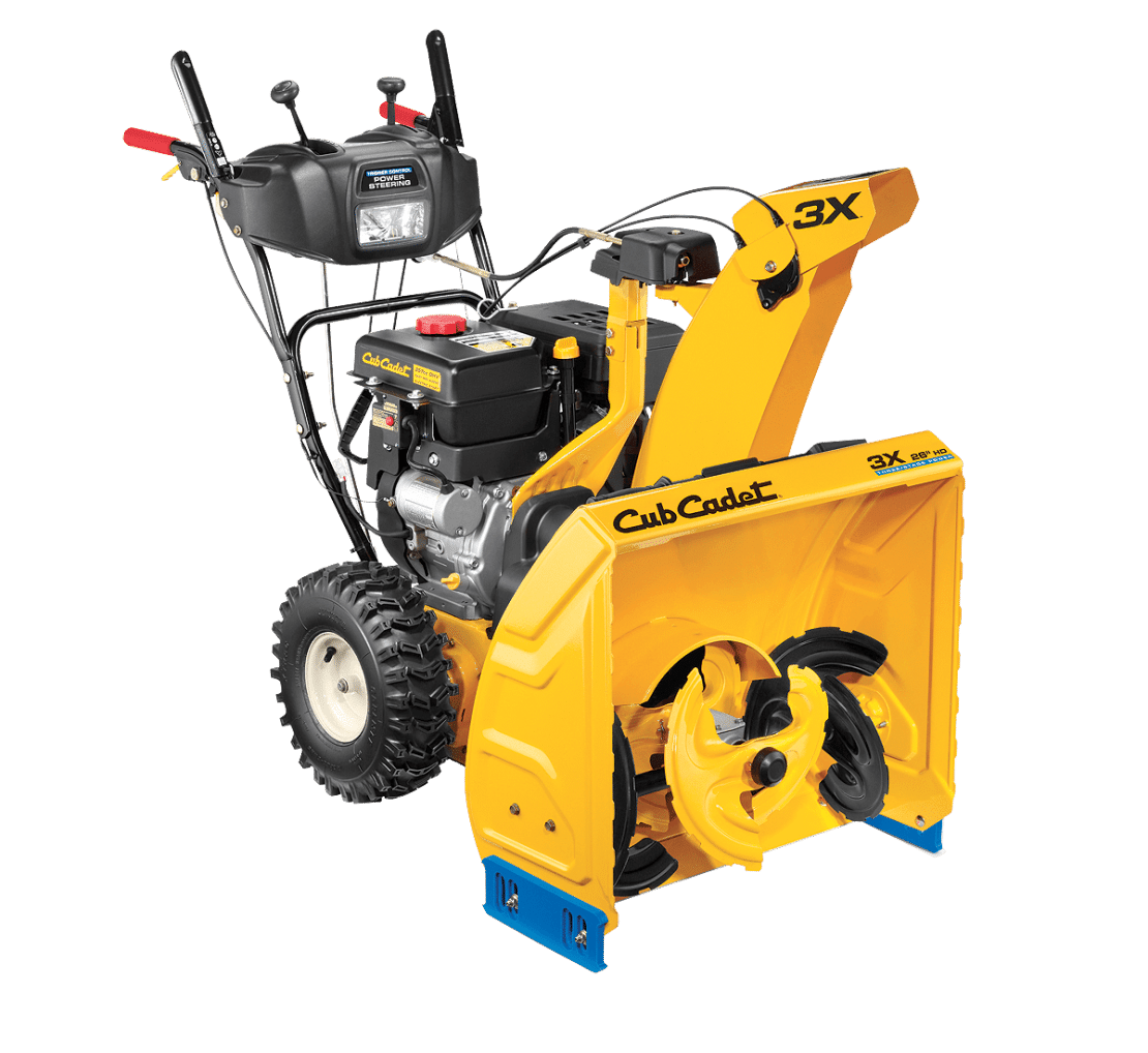 Cub Cadet Dealers : The biggest snow blowers for another mageddon on