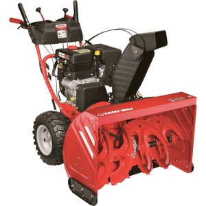 Troy-Bilt 33in. Electric Start Polar Blast 3310 Snow Blower — 357cc 4-Cycle Engine, Model# 31AH95P6766