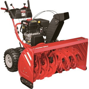 Troy-Bilt 45in. Electric-Start Polar Blast 4510 Snow Blower — 420cc 4-Cycle Engine, Model# 31AH97P7766