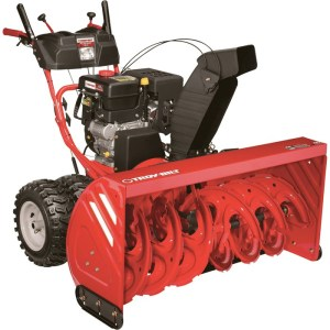 Troy-Bilt 45in. Electric-Start Polar Blast 4510 Snow Blower — 420cc 4-Cycle Engine, Model# 31AH97P7766