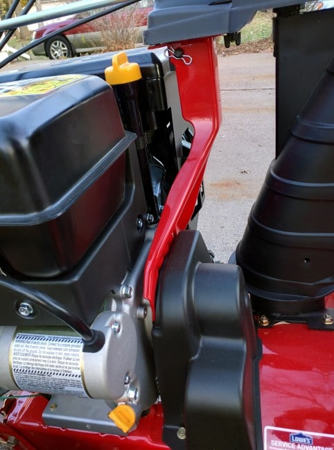 2015 Troy-Bilt Vortex 2490 Picture Review