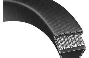 Wrapped Horsepower Belt