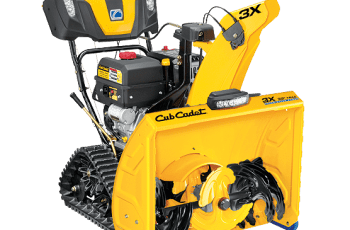 2018 Cub Cadet Snow Blower Review – What's New – Which One Is Best For You? 11