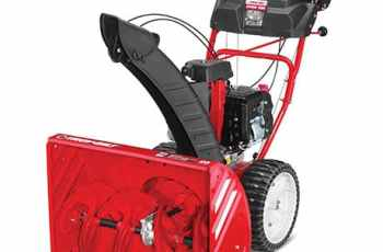 Ariens Deluxe 30 EFI or TroyBilt Storm 2860 Hands On Test Which One Is Best For You? 33