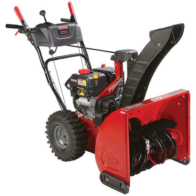 2017 Craftsman Snow Blower Review - What's New  - Which One Is Best For You?
