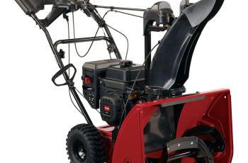 Toro SnowMaster Safety