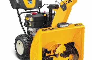 Are 3 Stage Snow Blowers Better? 4