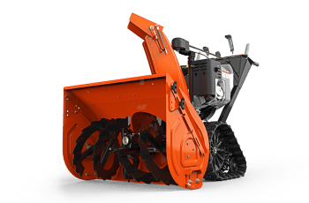 Ariens RapidTrak Hydro Pro First Time Use 11