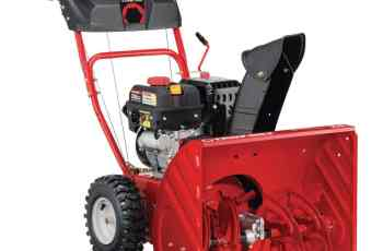 9 Best Cheap 2-Stage Snow Blowers 2018-2019 6