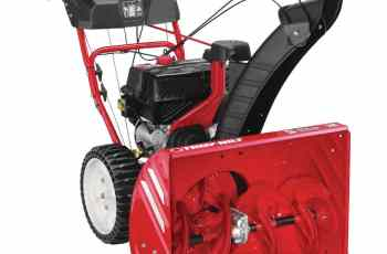 2018 Troy-Bilt Snow Blower Review – What's New – Which One Is Best For You? 3