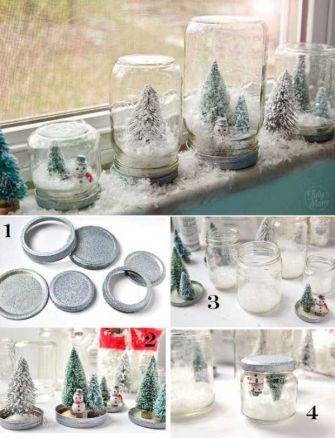 Réaliser vos propres décorations de Noël