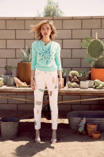 Le lookbook printemps/été 2014 de Levi's