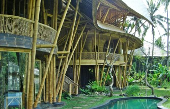 Green village Bali : le paradis version bambou !