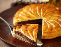 La galette des rois  au chocolat
