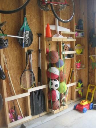 Des idées de rangement pour son garage