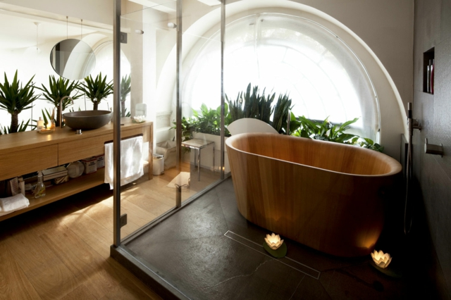 Salle de bain japonaise 1