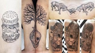 Cisko KLS ou le tatouage street art