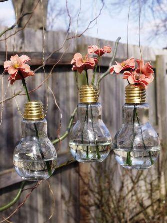 Recyclez vos ampoules grillées !
