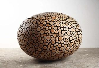 Les sculptures de Lee Jaehyo, ode à la nature