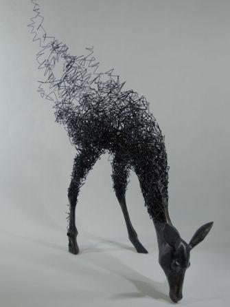 Tomohiro Inaba, entre sculpture et poésie