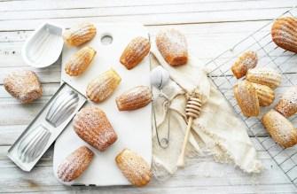 Les madeleines, la recette authentique de Ladurée