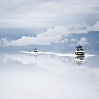 Salar de Uyuni, en Bolivie 2