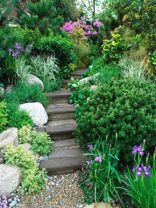 18.escalier-jardin-deco-pierre-bois