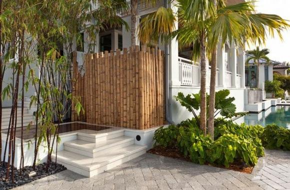 du bambou dans votre jardin moving tahiti. Black Bedroom Furniture Sets. Home Design Ideas
