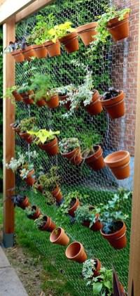 Nouvelle tendance, le jardin vertical 03