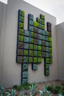 Nouvelle tendance, le jardin vertical 05