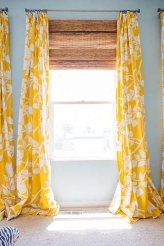 Le rideau, un élément fonctionnel et décoratif