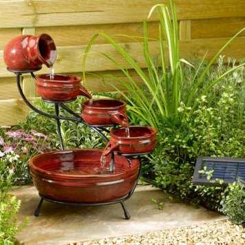 Fontaine Solaire De Jardin Un Choix Sage Et Ecolo