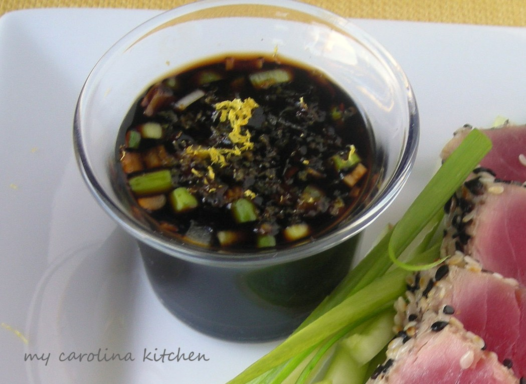 Ponzu dipping sauce 5-1