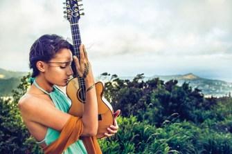 Taimane Gardner, ukuleleiste à l'inspiration universelle
