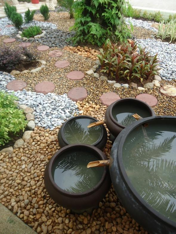 Jardin Zen Idee Deco Rocaille Moving Tahiti