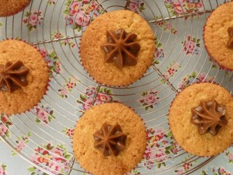 Cupcakes chocolat, noisettes et speculos