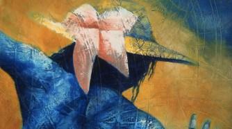 GOTZ expose «La lumière» à la Galerie des Tropiques