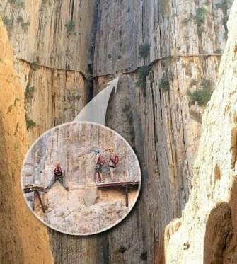 Les endroits les plus risqués au monde