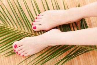 Prendre soin de ses pieds naturellement