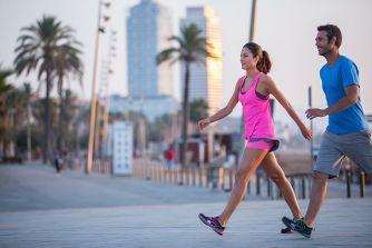 Perdre du poids grâce à la marche