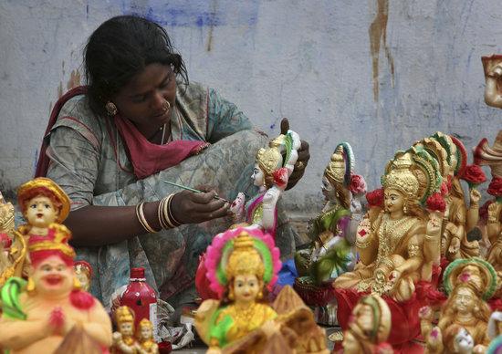 Crédit photos : AFP / Narinder Nanu