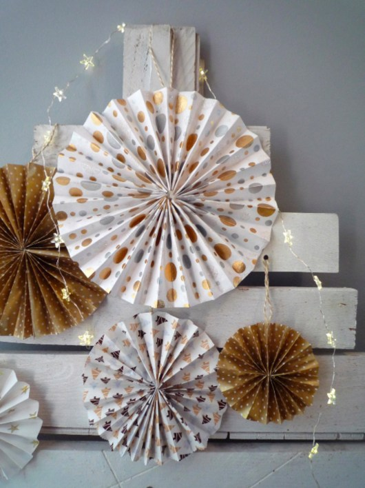 DIY Décorations de Noël en papier 04