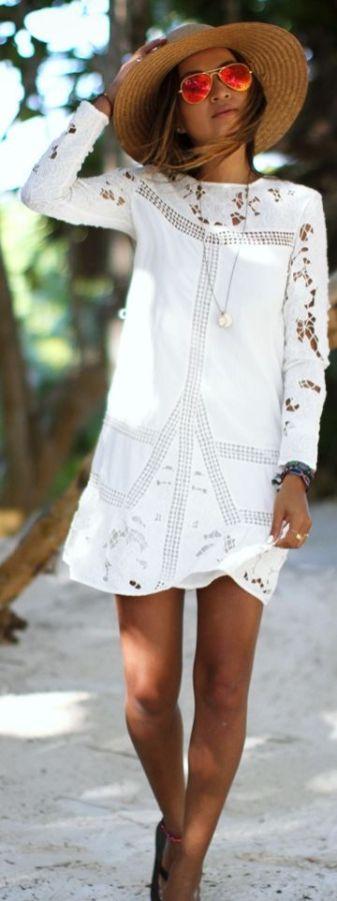 La robe Blanche (15)
