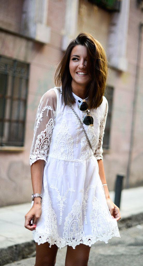La robe Blanche (17)