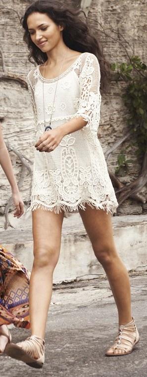 La robe Blanche (5)