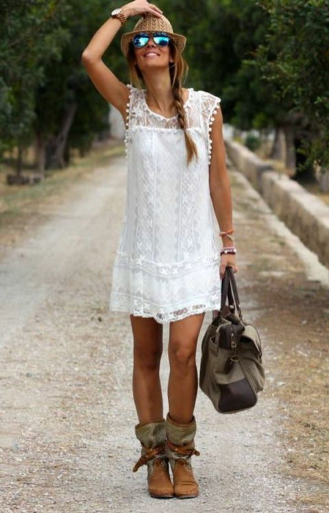 La robe Blanche (6)
